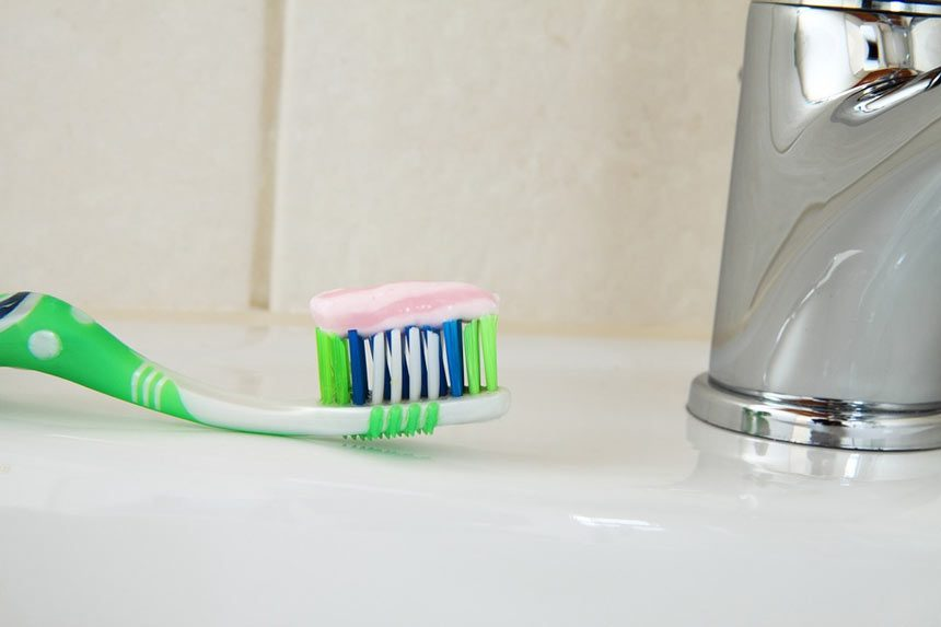 Flavored Toothpaste and Floss